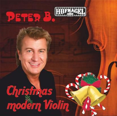 CD Peter B. Hufnagel - Christmas Violin